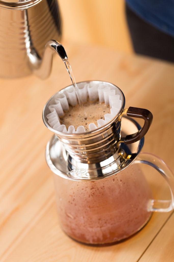 goboccafeのコーヒー