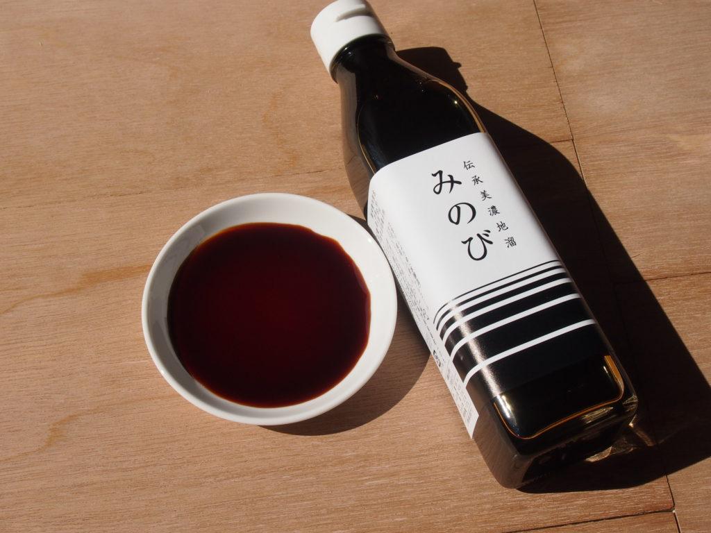 山川醸造,たまり醤油,みのび