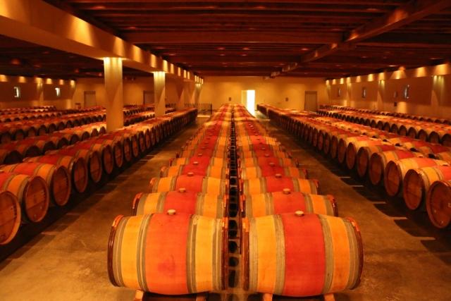 ワイン醸造所