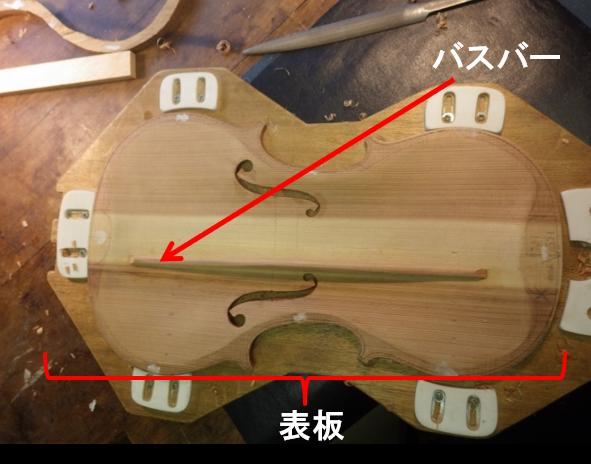 奈良のスギバイオリン