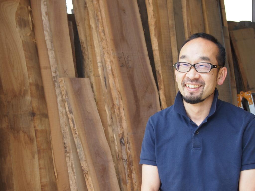 ARTS CRAFT JAPANの渡邉主税さん