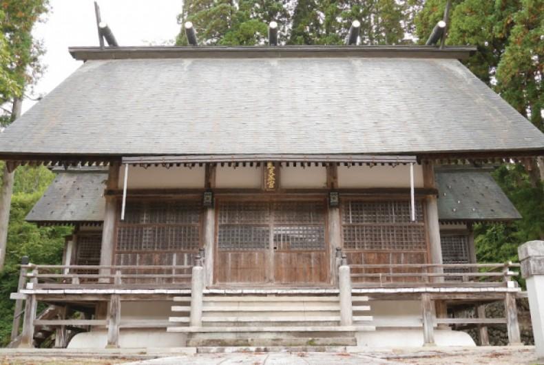 愛知と飛騨市の「津島神社」