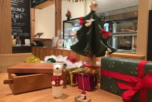 ようこそ、森のクリスマスマーケットへ!