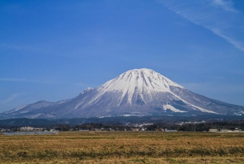 伯耆富士「大山」