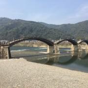 日本では数少ない?美麗な木造橋