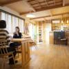 飛騨高山の木に囲まれ、穏やかな時が流れる「goboc cafe & gallery」