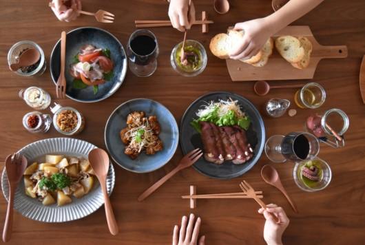 日々の「おいしい」をすくい上げる、木製食器の魅力