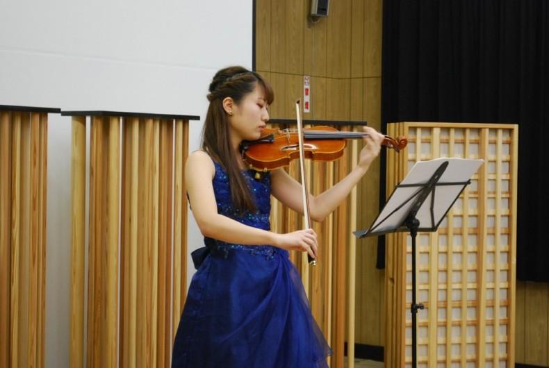 響け、奈良のスギバイオリン