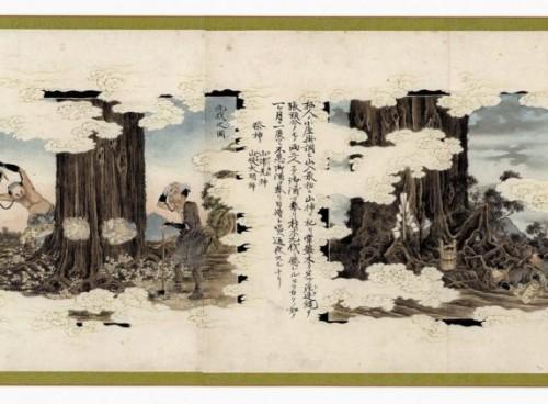 【伐採編】鉄道やトラックを使わずして、山から海まで木材をどう運んだ?