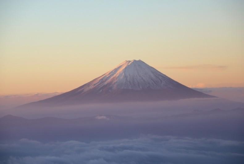 山の日(8月11日)に考える。山の成り立ち