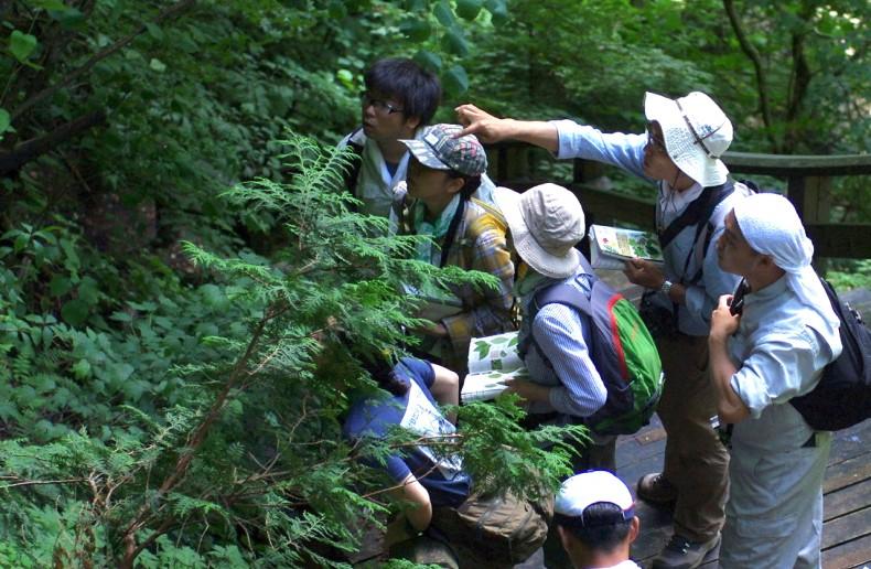 卒業生から見た、岐阜県立森林文化アカデミー