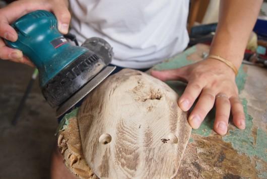【前編】木製ホールドが切り拓く、クライミングの新世界