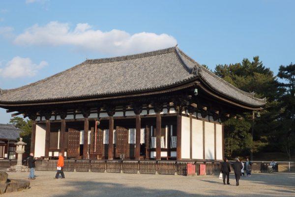 興福寺の「吹きはなし」構造