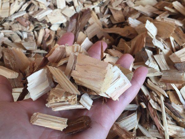 木質,チップ